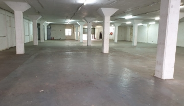 1000m2 Warehouse Space available immediately in Clairwood