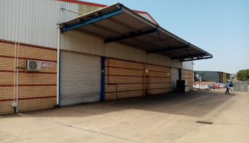 Large Industrial Property in Newlands West
