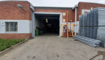 Industrial factory to rent in New Germany