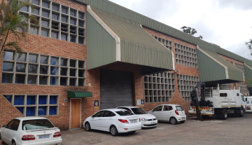 400sqm factory in a secure business park