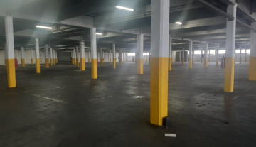 6234m² Warehouse to rent close to port