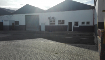 A Grade 1058m2 Warehouse To Rent in Epping Industria