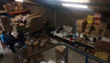 100m2 Mini Warehouse to let in SpringField